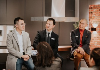 【夢想TV】當大廚碰上設計師  GAGGENAU跨界對話論初心到傳承