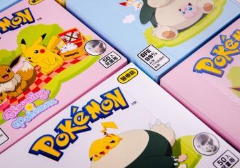 全台首見寶可夢聯名3D兒童口罩 限時預購中