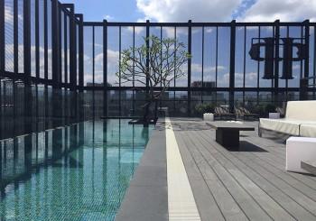 後現代主義精緻工業風格Design Hotel   賦樂旅居