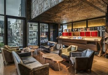 後現代主義精緻工業風格Design Hotel
