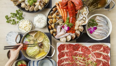 Umi 火鍋水產直賣所,征服深海美味