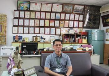 【夢想人物】武林國小校長陳玄謀—教育人的社會責任:做到三個「一切」