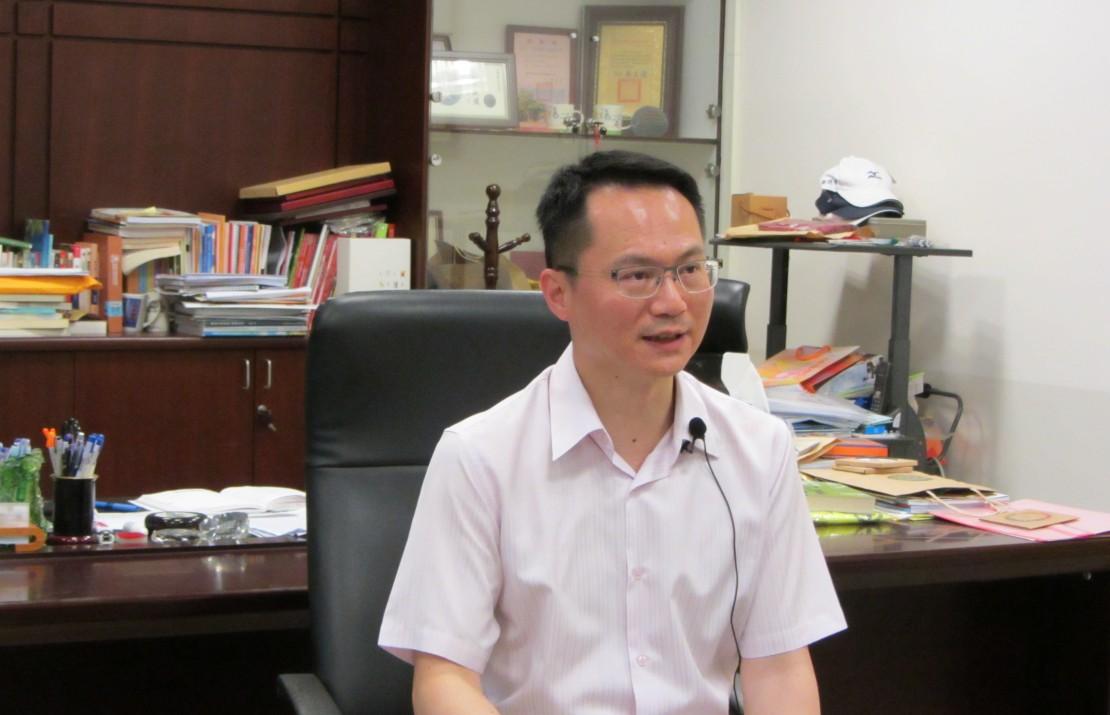 【夢想人物】三多國中校長林世慶—帶領學生以「愛、責任與熱誠」看見世界