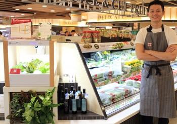 有聽過超創新「在超市裡種菜」嗎!?