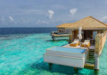 馬爾代夫五星級度假村Kagi Maldives Spa Island水療中心Baani Spa  推出全新靜修套餐