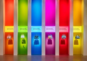 【Louis Vuitton】萬眾矚目 Louis Vuitton X 聯名展