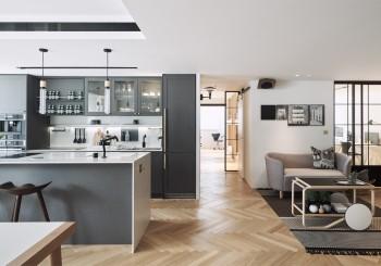 復古北歐風的邂逅  Nordic House