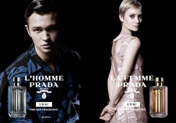 【Prada】新年初始  兩款全新精緻香氣 ─ LA FEMME PRADA、L'HOMME PRADA
