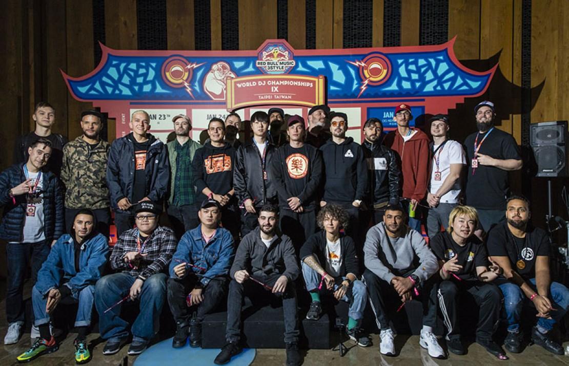 【夢想TV】Red Bull世界DJ大賽在台北 24國冠軍DJ決賽順序出爐!