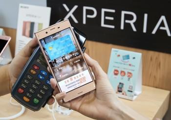 【行動支付熱潮來襲】 Sony Mobile聯手t wallet+搶攻指尖商機