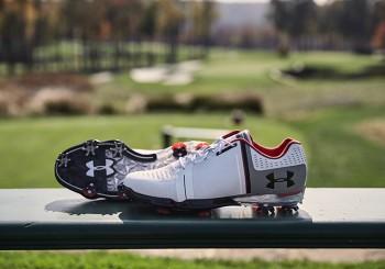 UNDER ARMOUR 攜手大滿貫賽得主Jordan Spieth       透過精密科學分析打造首款聯名高爾夫球鞋「Spieth One」
