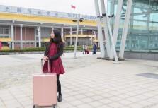機場行李箱穿搭術 陪你去世界各地春.嬉遊  Spring Travel