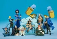 全新品牌「TAMASHII BOX」系列登場 首發超人氣《航海王》盒玩公仔