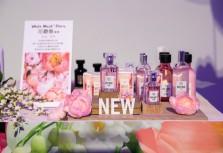 【THE BODY SHOP】綻放雋永香氛 花麝香香氛系列新上市