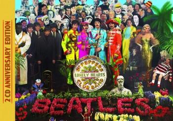【The Beatles】 披頭四合唱團 50周年數位化紀念版CD