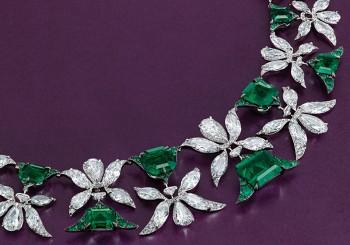 兩件巧奪天工的稀世瑰寶         璀璨引領佳士得香港【瑰麗珠寶及翡翠首飾】春季拍賣