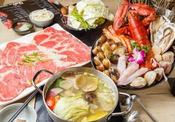 鮮氣飄飄海鮮餐 Umi母親節健康開鍋