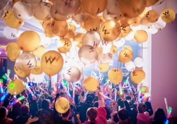 年終閃一波 「LIGHT IT UP閃起來」跨年倒數派對HIGH起來!