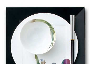 【 Noritake】日本百年餐瓷 跨界台灣原民香