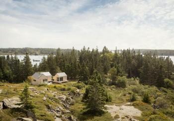 【G.OLOGIC建築事務】緬因州度假小屋,與大自然和平共處