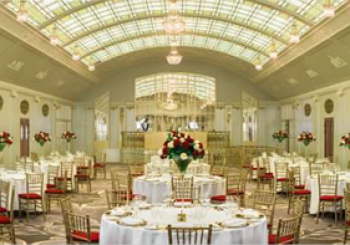 【Belmond Grand Hotel Europe】 輝煌社交傳統 Krysha宴會廳
