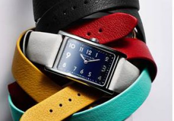 【Tiffany & Co.】East West 迷你腕錶系列  創新視角 時尚玩色