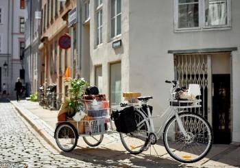 IKEA推出首部自行車—SLADDA