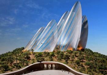 即將展翅高飛,杜拜扎耶德國家博物館