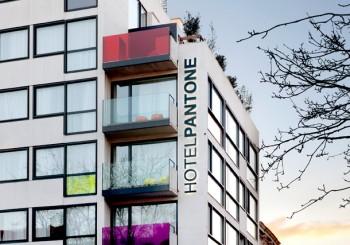 設計迷一生一定要住一次的PANTONE hotel