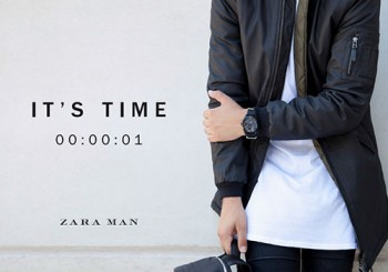 ZARA MAN全新腕錶系列
