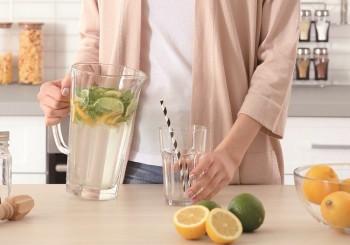純淨的飲水品質 從打開水龍頭那一刻開始