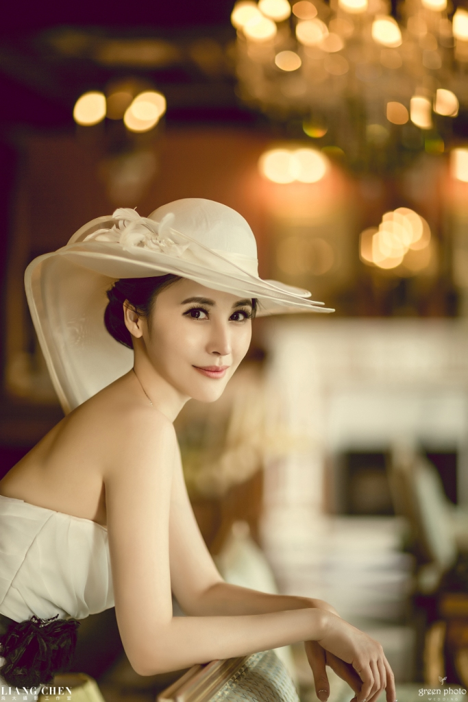 穆熙妍:婚禮當天工作人員擔心就好 只要做一個最美麗的新娘