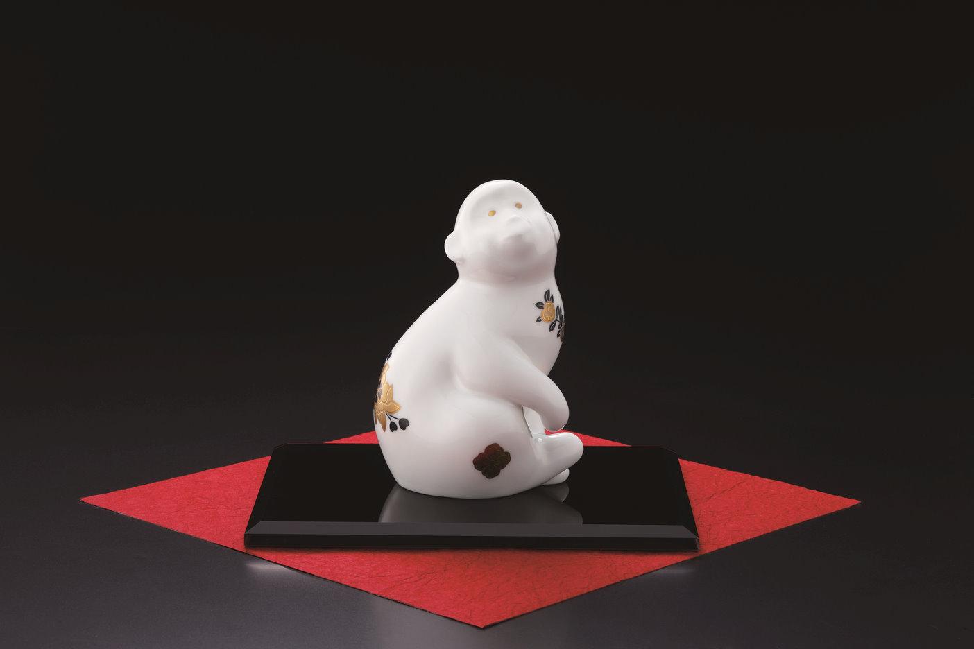 日本皇室御用瓷器Noritake、OKURA猴年瓷藝新品