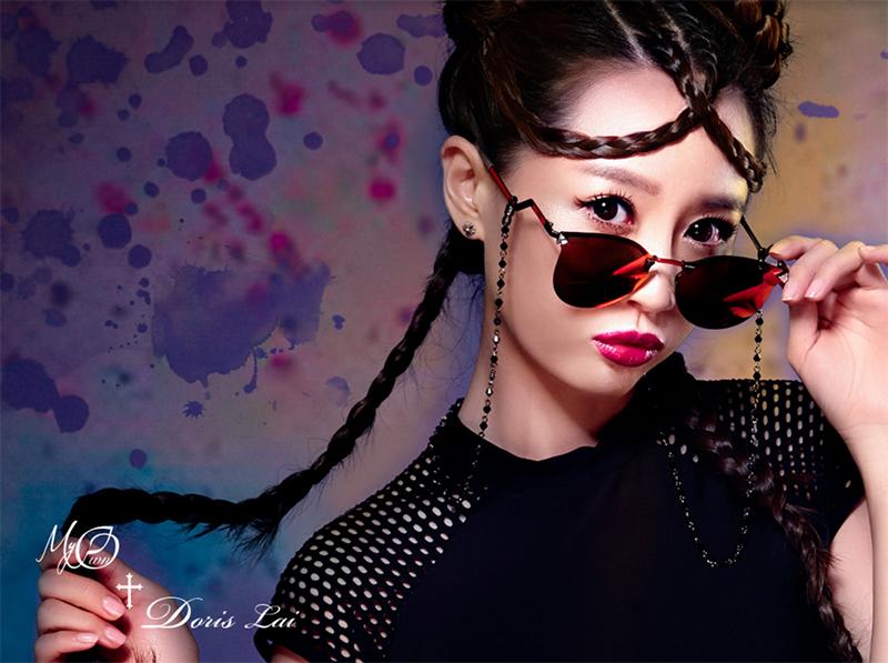 賴薇如與設計聯手設計  輕奢華多變鍊飾Dark Rebel