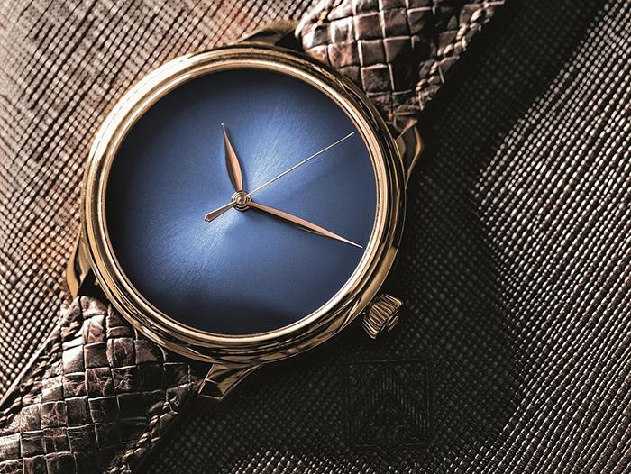 知性的秋色 配搭腕錶增添沉穩時尚
