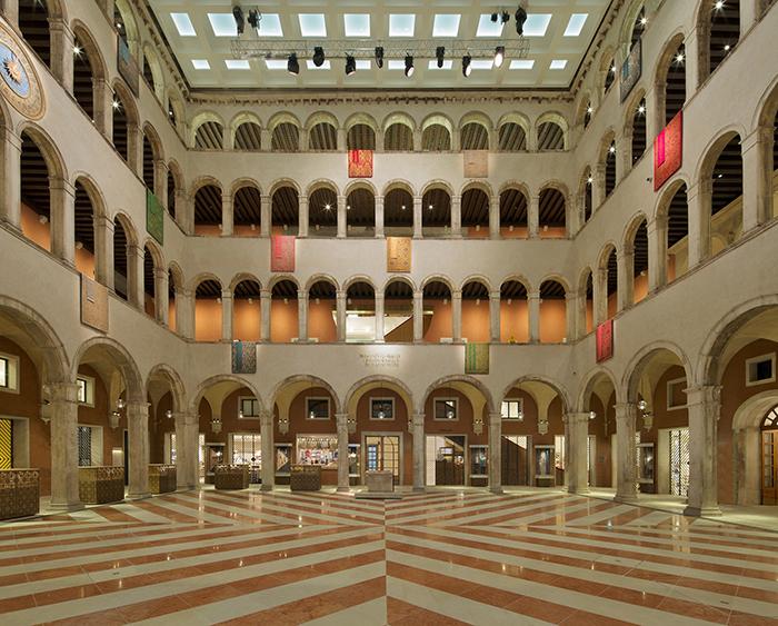 文化藝術渲染義大利古都威尼斯