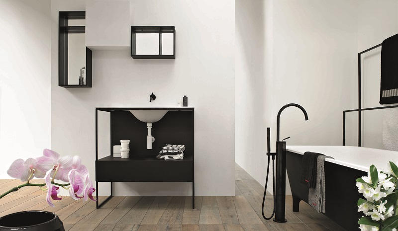 【Zucchetti.Kos】Morphing衛浴系列展現紳士風範