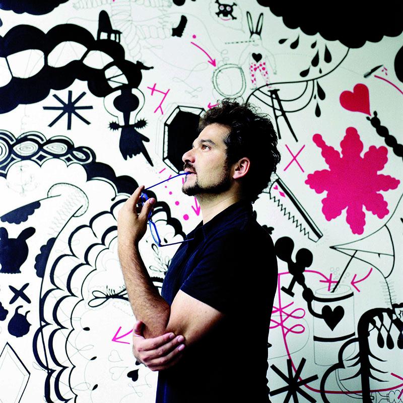 【居禮名店】歡迎來到西班牙設計鬼才Jaime Hayon的異想世界!