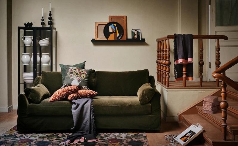 圖一:把名畫搬進家中 用藝術提升空間質感。