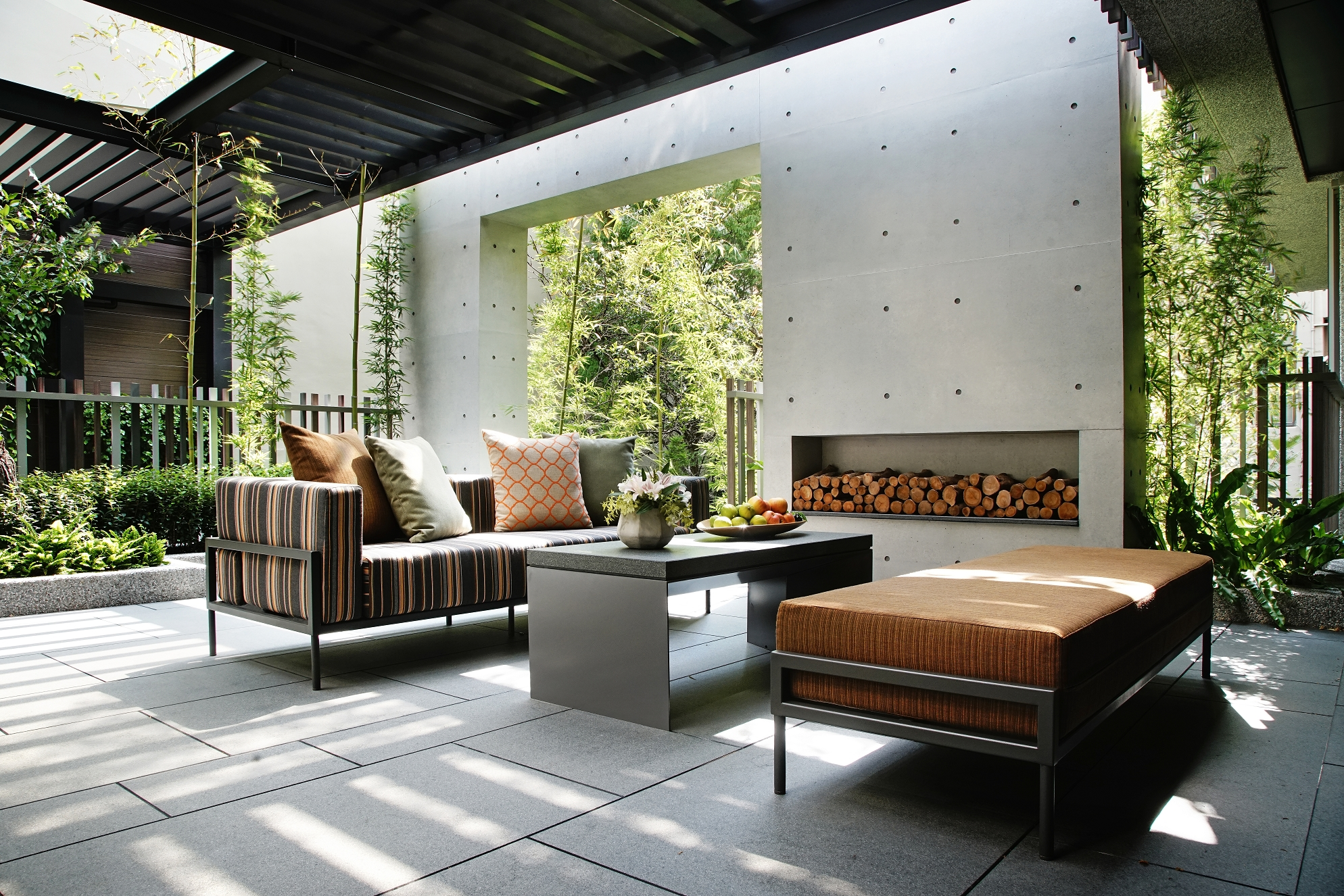 morїden casa-崇尚自然 堅毅不失溫柔的 戶外家具品牌