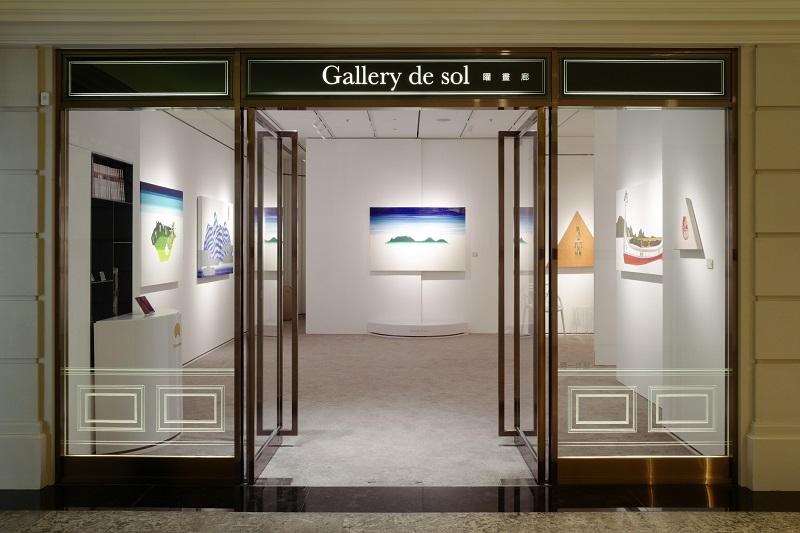 曜畫廊 年度台灣藝術家:宜德思・盧信 個展