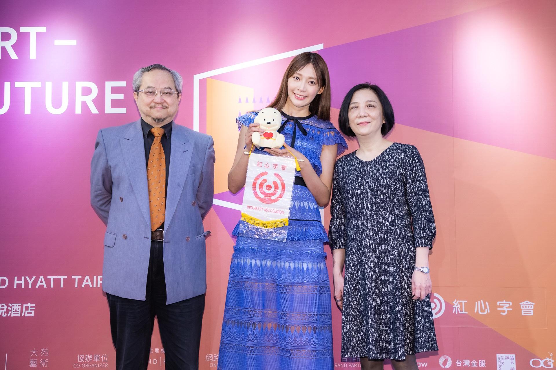 時尚名模王心恬邀您一同參與  2021 ART FUTURE藝術未來博覽會
