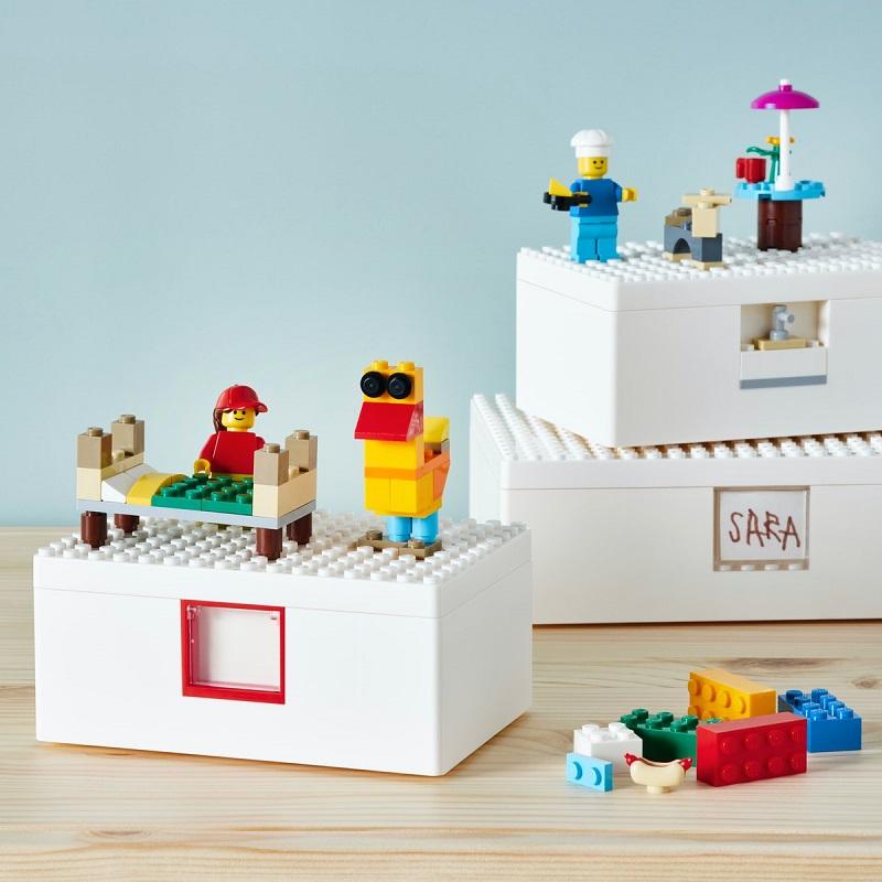 IKEA × LEGO「BYGGLEK」系列   4/8台灣重磅上市!