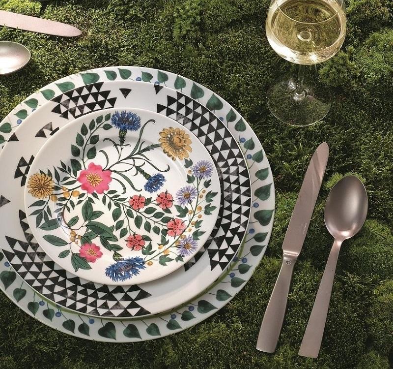 全球餐瓷首席集團Rosenthal加入居禮名店 刷新餐桌視覺美學