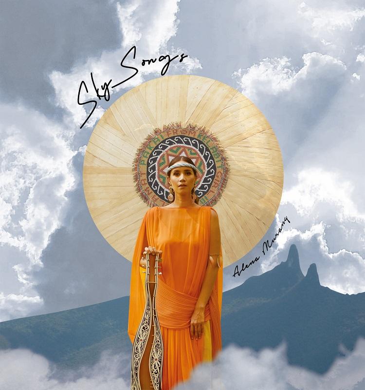 獻給天際與大地的美麗專輯 沙貝琴女神阿蓮娜個人專輯首發