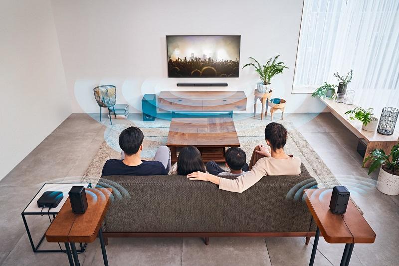 Sony HT-S40R超值家庭劇院組即將上市!輕盈簡約的居家視聽享受