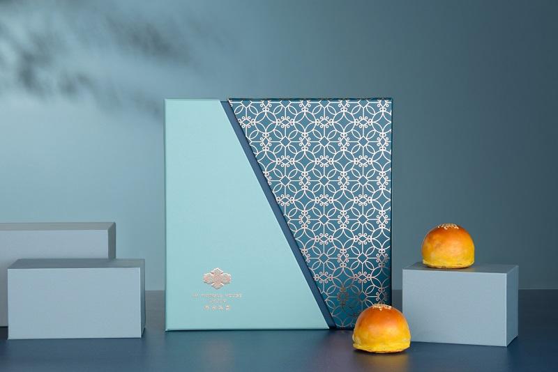 寒舍集團「月品雅韻」中秋月餅禮盒  即日起開始預購!