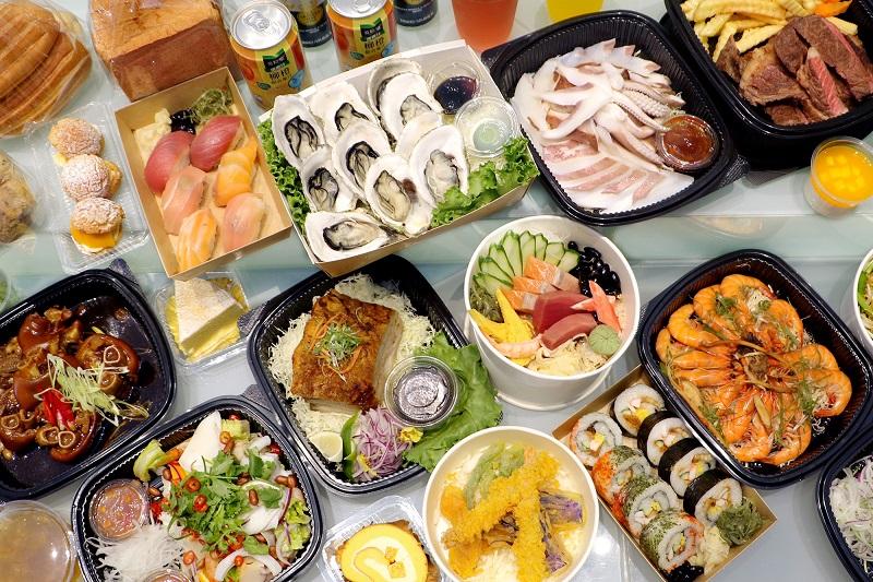 全台唯一室內用餐飯店!澎湖福朋喜來登打造260坪超大美食購物天堂